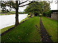 NJ2743 : The Speyside Way near Aberlour by Dave Kelly
