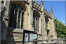 SP5106 : University Church of St Mary by N Chadwick