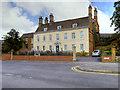 SP8678 : Carey House, Lower Street, Kettering by David Dixon