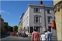 SP5106 : The Kings Arms Hotel by N Chadwick