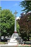 SU8693 : War Memorial, High Wycombe by N Chadwick