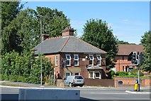 SU8694 : On Hughenden Avenue by N Chadwick