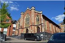 SU8693 : Wesleyan Methodist Church by N Chadwick