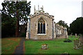 TL1351 : All Saints Church, Great Barford by Ian S