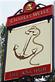 TL1351 : The Anchor, Great Barford by Ian S