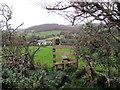 SN9251 : Llwybr Cyhoeddus Biwla / Beulah Public Footpath by Alan Richards