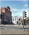 J0826 : The Newry City Hall and the Sean Hollywood Arts Centre by Eric Jones