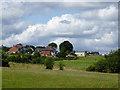 SJ8951 : Farmland and Duke Bank, Stoke-on-Trent by Roger  Kidd