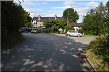 SU8495 : Road junction, Downley Common by N Chadwick