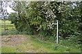 SP9947 : Footpath off West End Rd by N Chadwick