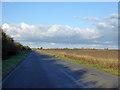 TL3567 : Fen Drayton Road by Robin Webster