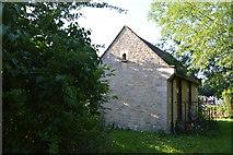 SP4408 : Building by Eynsham Lock by N Chadwick