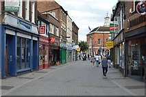 SU8693 : White Hart St by N Chadwick