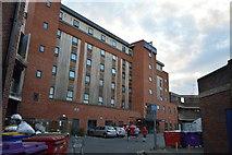 SU8693 : Travelodge, High Wycombe by N Chadwick