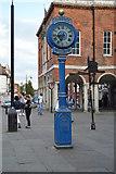 SU8693 : Millennium Clock by N Chadwick