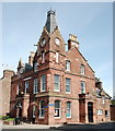 NJ7249 : Clydesdale Bank, Turriff by Bill Harrison