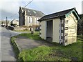 SW7134 : Bus shelter in Carnkie by Philip Halling