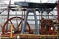 SE5207 : Markham Grange Steam Museum - beam engine by Chris Allen