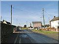 TF6111 : Watlington railway station signal box and level crossing by Adrian S Pye