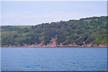 SX4451 : Between Sandway Point and Hooe Lake Point by N Chadwick