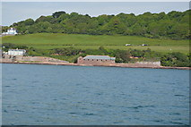 SX4350 : North east of Kingsand by N Chadwick