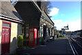 SK2762 : Darley Dale station looking south by Robert Eva