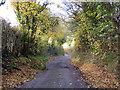 SP8701 : Hotley Bottom Lane by Robin Webster