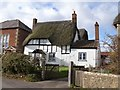 ST9258 : Keevil houses [12] by Michael Dibb