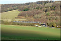 SU8395 : Northbound Chiltern Railways train north of West Wycombe by Robin Webster