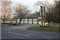 SK3034 : Mickleover Ambulance Station by Malcolm Neal
