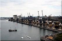 TQ4080 : Royal Victoria Dock by N Chadwick