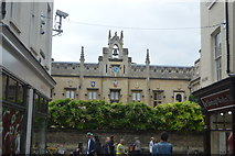 TL4458 : Sidney Sussex College by N Chadwick