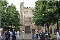 TL4458 : Trinity College Gateway by N Chadwick