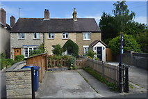SP4809 : Cottages, Lower Wolvercote by N Chadwick
