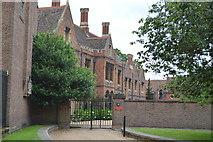 TL4458 : St John's College by N Chadwick