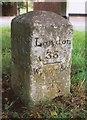 SU8094 : Old Milestone by A Rosevear & J Higgins