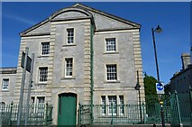 SX4654 : Stonehouse Barracks by N Chadwick
