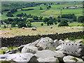 SE0557 : Perforated rocks above Coney Warren by Trevor Littlewood