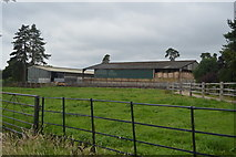 TQ3228 : Stone Hall Farm by N Chadwick