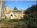 SK7824 : Chadwell church by Dave Thompson