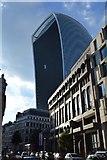 TQ3380 : Walkie Talkie Building by N Chadwick