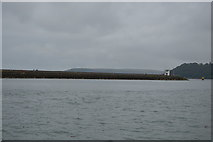 SX4853 : Mount Batten Breakwater by N Chadwick