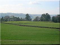 SK2269 : Ball Cross Hill Fort by Trevor Rickard