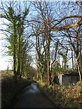 ST0083 : Talafan Road in Llanharan by Gareth James