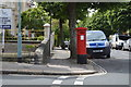 SX4855 : Victorian Postbox, Ford Park Rd by N Chadwick
