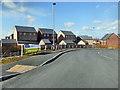 SE4223 : New housing estate at Cutsyke by derek dye