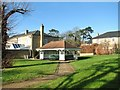 TG2708 : The Norfolk Lunatic Asylum (St Andrew's Hospital) by Evelyn Simak