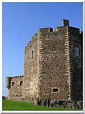 NT0580 : Blackness Castle South East View by Alastair Montgomery