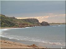NT4783 : Gullane Bay by Gary Rogers