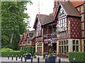 SP7416 : The Five Arrows Hotel: Waddesdon by Pam Brophy